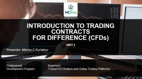 PART 3 – INTRODUCTION TO TRADING CFDs
