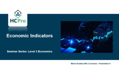 1. Economic Indicators – Level 3 Economics