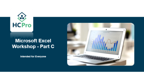 3. Microsoft Excel Workshop – Part C