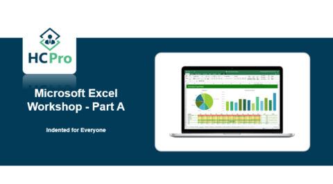 1. Microsoft Excel Workshop – Part A