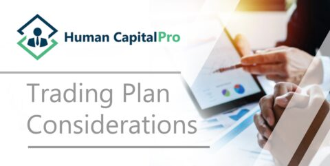 Trading Plan Considerations