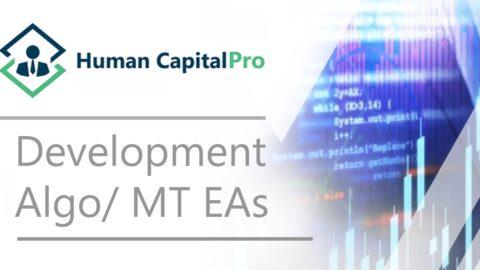 Algo Trading Development Services (EAs)